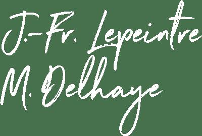 J.-F. Lepeintre, M. Delhaye